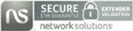 Secured by Network Solutions